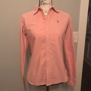 Ralph Lauren Polo Slim Fit size 6